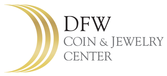 DFW Coin & Jewelry Center | Americas top buyer of rare coins and currency. Logo
